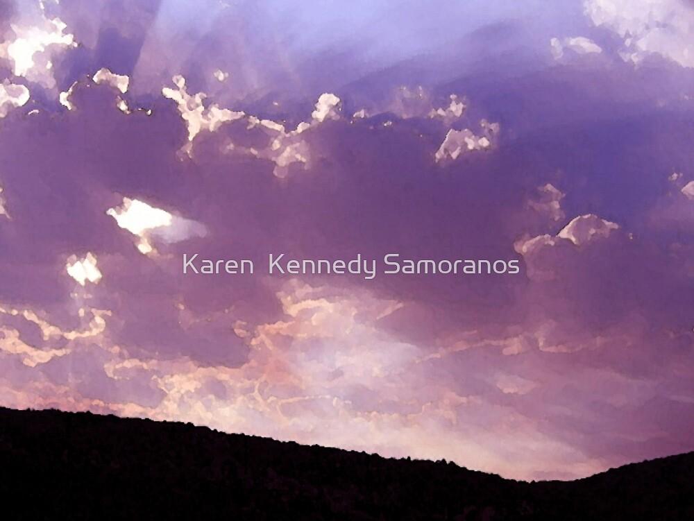 Black Mountain by Karen  Kennedy Samoranos