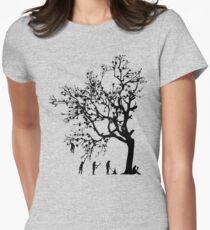 99 Steps of Progress - Wisdom Women's Fitted T-Shirt
