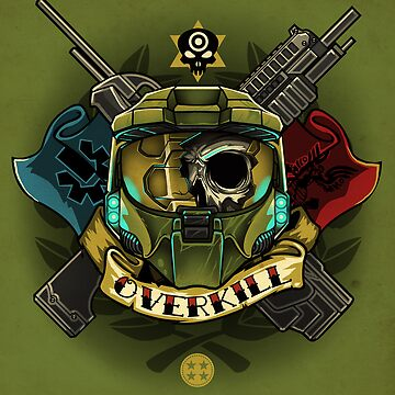 OVERKILL by pertheseus