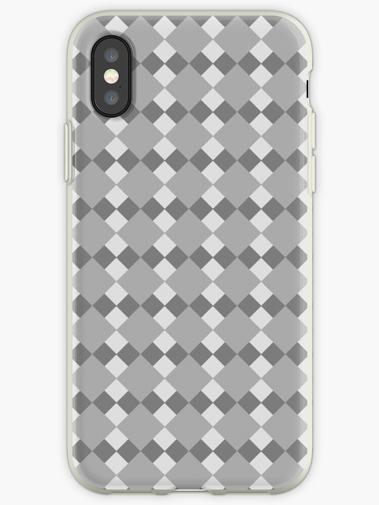 Grey Pattern by Matthew Burgess