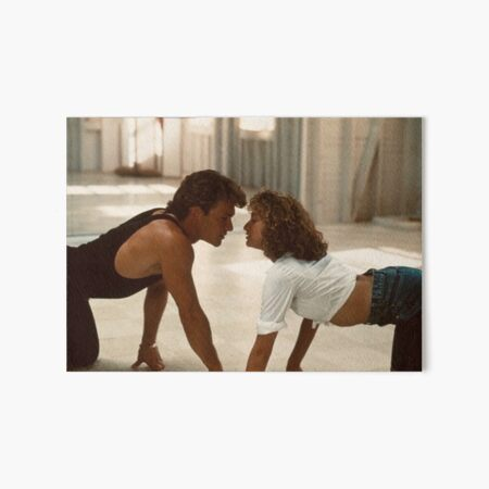 Dirty dancing Art Board Print