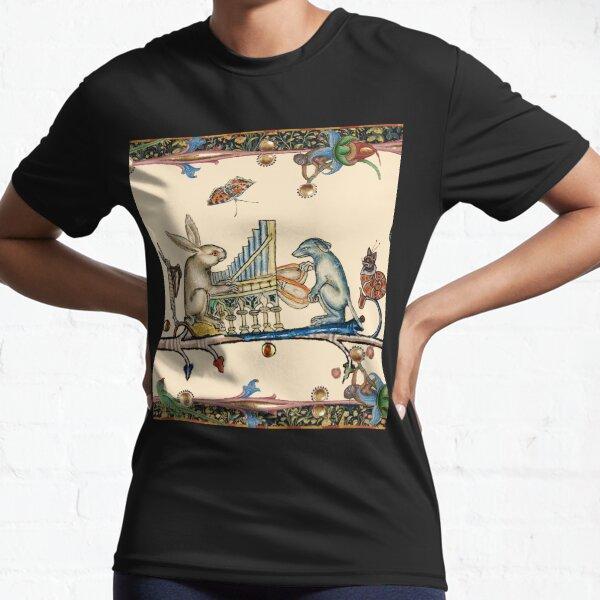 MUSIQUE BESTIAIRE MÉDIÉVALE ÉTRANGÈRE T-shirt respirant