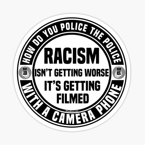 How Do You Police The Police Sticker