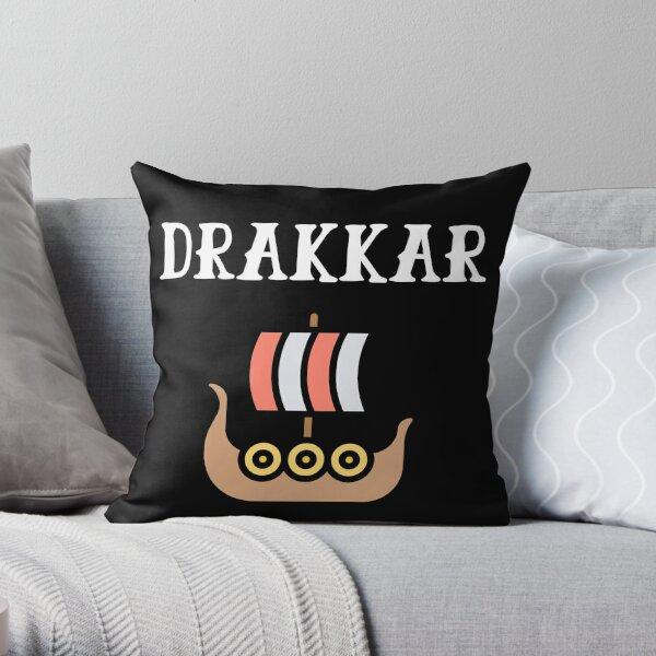 Drakkar Throw Pillow