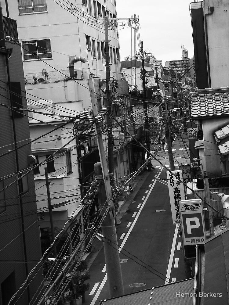 Streets of Japan by Remon Berkers