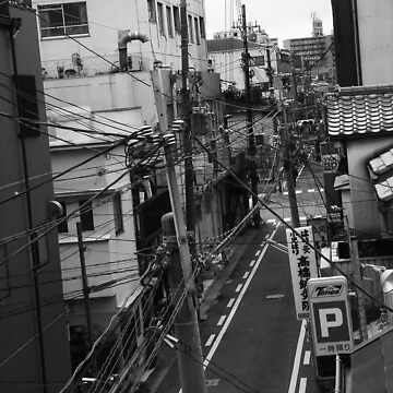 Streets of Japan by Gmork