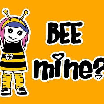 BEE Mine Daria Design by DEADCuteUK
