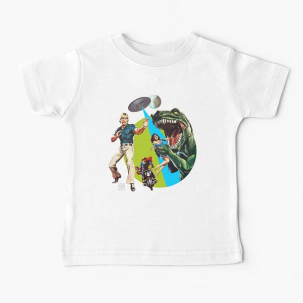 Fury of the Dragon on Dinosaur Planet Baby T-Shirt