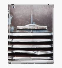 Rustic old Chevy Truck iPad Case/Skin