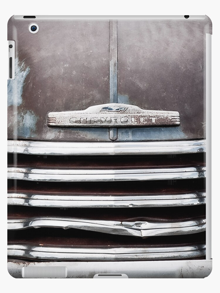 Rustic old Chevy Truck by Redfox4