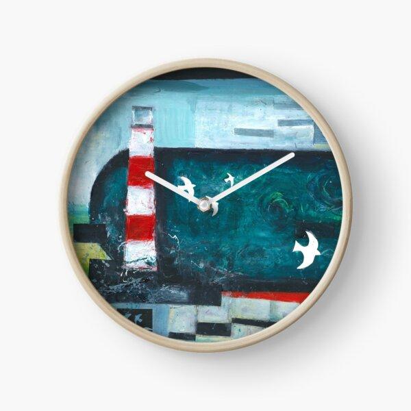 Harbour Light  Clock