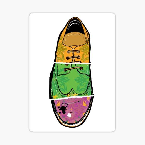 Shoe2 Sticker
