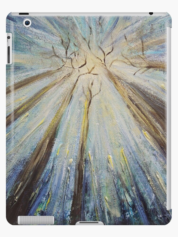 Reach iPad and iPhone case by Dianne  Ilka