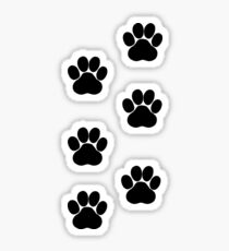 Paws Sticker