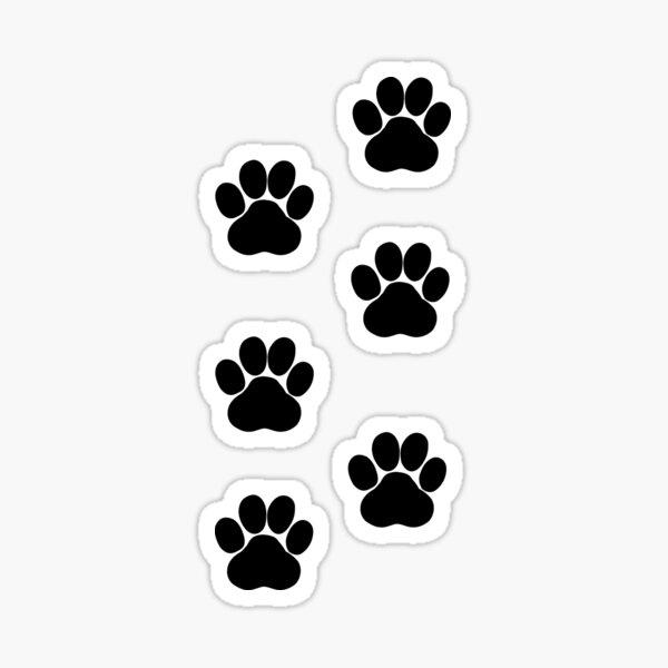 Paws Sticker