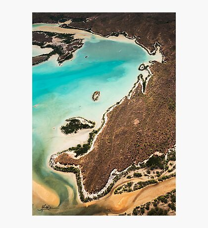 Islands of the Tropics Photographic Print