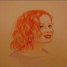 Grachi's portrait by Noel78