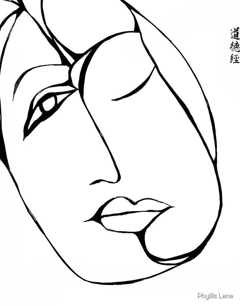 Tao 13 by Phyllis Lane