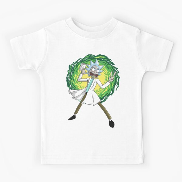 Rick Sanchez Rick and Morty Kids T-Shirt