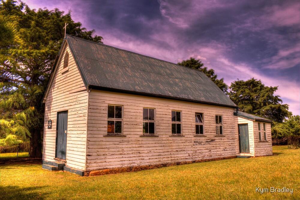 All Saints Catholic Church Bredbo NSW by Kym Bradley