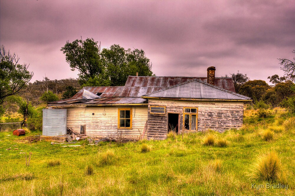 Oh A Bit Of Love to Restore  Rural NSW by Kym Bradley