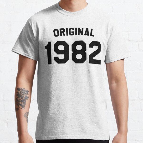 Original 1982 - 38 años Camiseta clásica