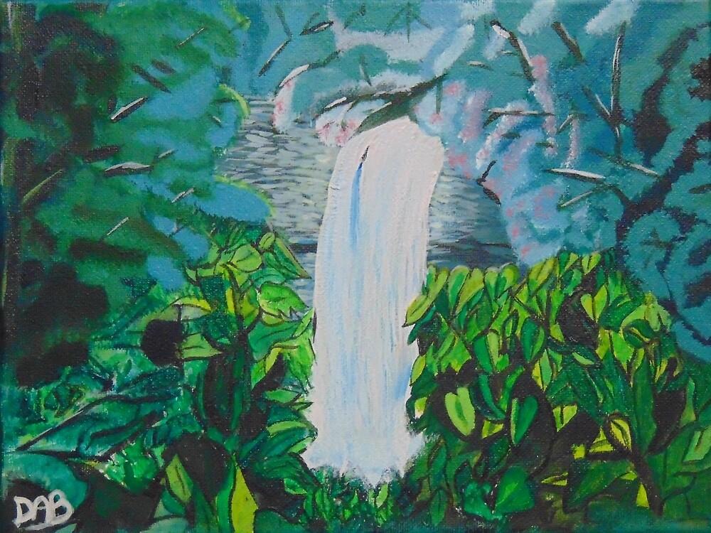 Borer's Falls by David Bigelow