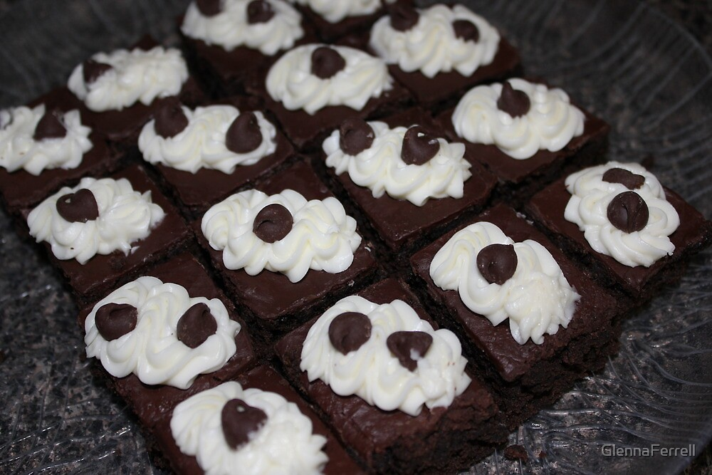 Brownies by GlennaFerrell