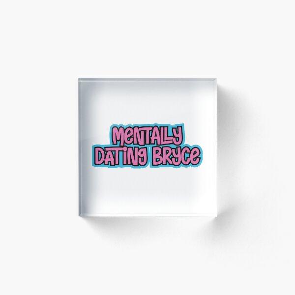 Sway house | Tik Tok boys | Mentally dating Bryce Acrylic Block