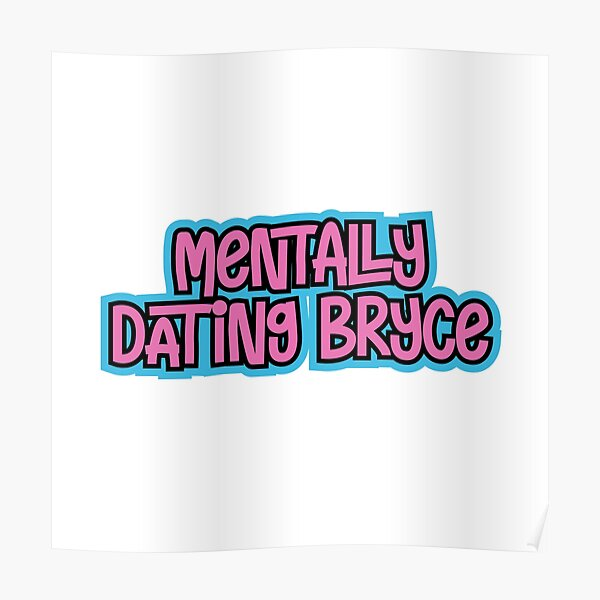 Casa de balanceo   Chicos de Tik Tok   Mentalmente saliendo con Bryce Póster
