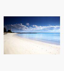 Silver Beach Kurnell Photographic Print