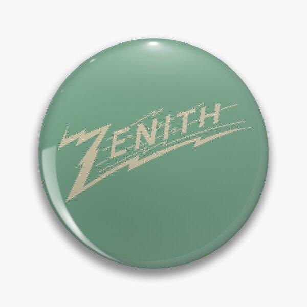 Retro Zenith Pin
