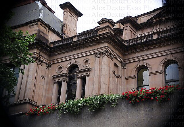Town Hall Sydney by AlexDexterEvas