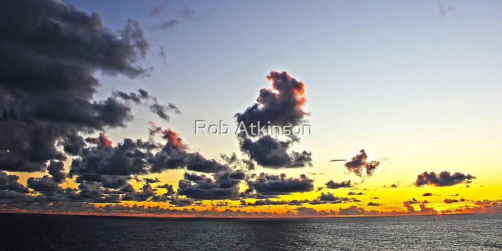 Bent Horizon by Rob Atkinson