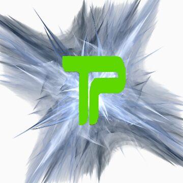 Green Pulse Logo by darkestsoul