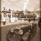 Veterans of Road and Rail by FritzFitton