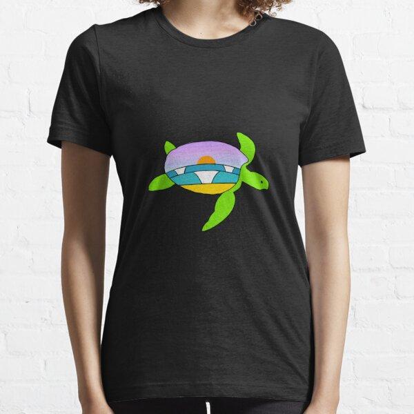 Sea Turtle Design Essential T-Shirt
