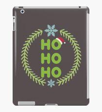 Santa - HO-HO-HO iPad Case/Skin