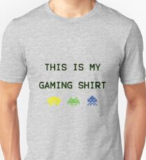 This is my gaming shirt (variant) Unisex T-Shirt