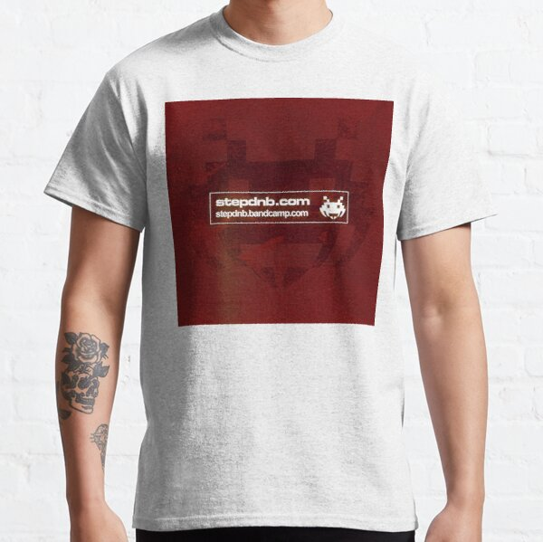 Step Drum and Bass Bandcamp 002 Classic T-Shirt