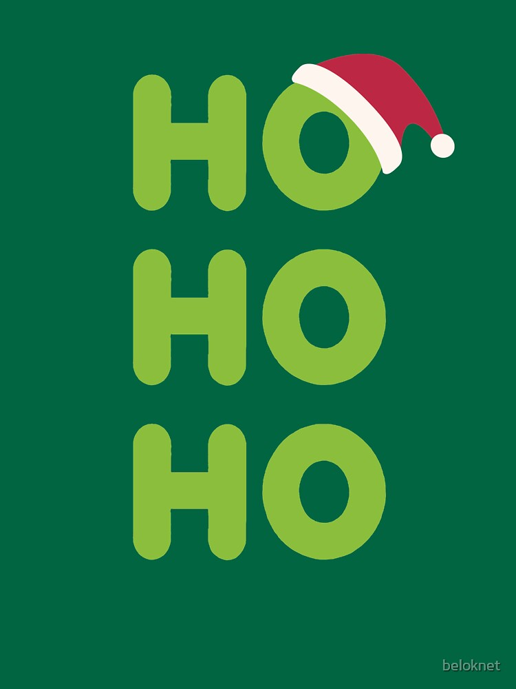 Ho-Ho-Ho Santa by beloknet