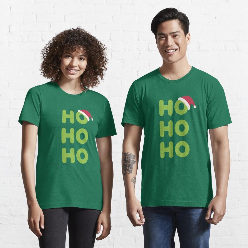 Ho-Ho-Ho Santa Essential T-Shirt
