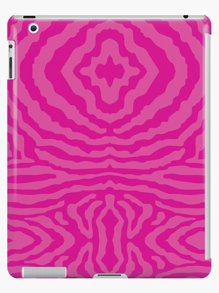funky zebra pattern 4 by Kat Massard