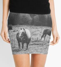 Blondes Mini Skirt