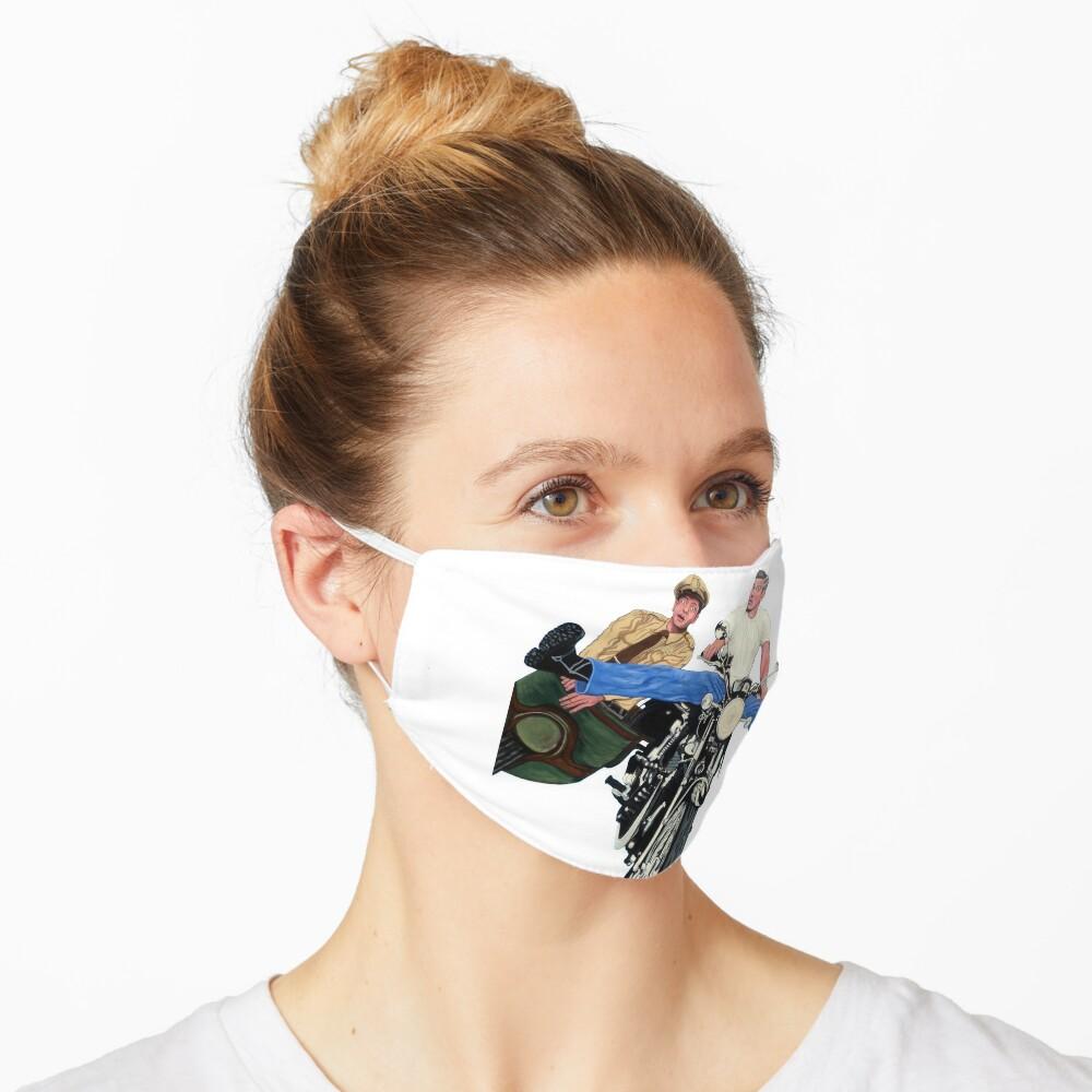 Don't Blink Mask