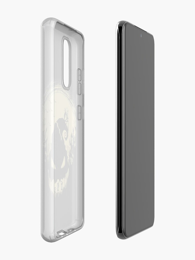 Alternate view of Jack's Nightmare Case & Skin for Samsung Galaxy