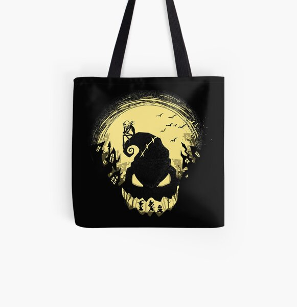 Jack's Nightmare All Over Print Tote Bag