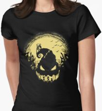 Jack's Nightmare Women's Fitted T-Shirt