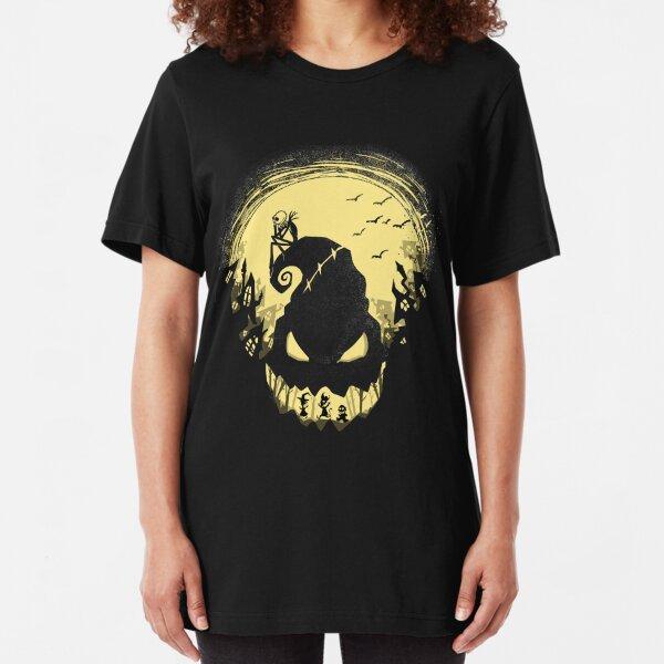 Jack's Nightmare Slim Fit T-Shirt