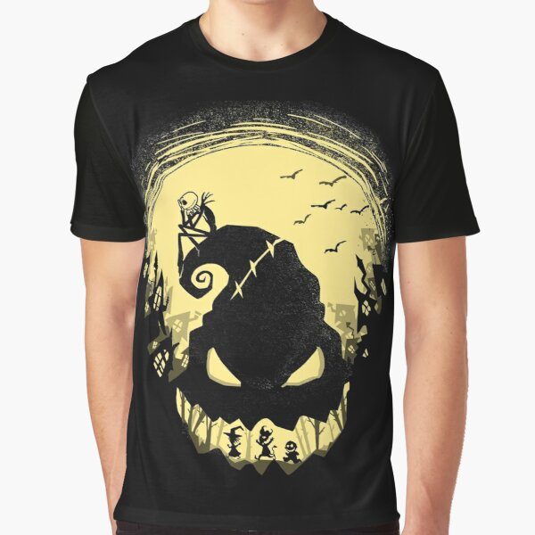 Jack's Nightmare Graphic T-Shirt